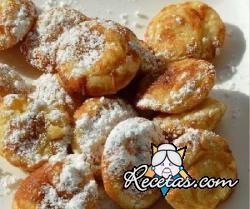 Poffertjes: buñuelos holandeses