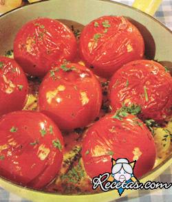 Tomates a la polonesa