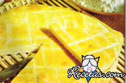 Torta provenzal de queso