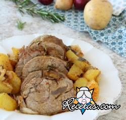 Roast beef a la cacerola tiernísimo