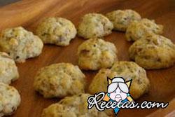 Puffs de Roquefort