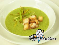 Sopa de zucchine