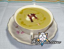 Sopa delicada