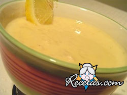 Sopa Avgolemono
