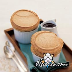 Soufflé de café