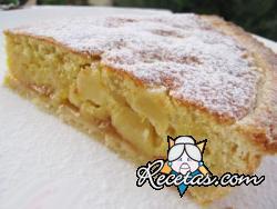 Tarta suiza de manzanas