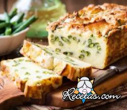 Terrina de judías verdes y patatas