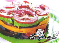 Tian de verduras