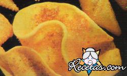 Tortitas caribeñas