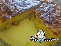 Tortilla de patatas sin cebolla
