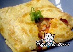 Tortilla tailandesa