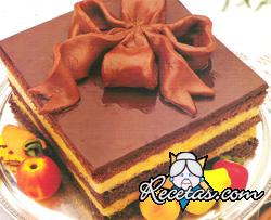 Torta vienesa de chocolate