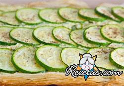 Tarta de zucchini