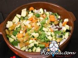 Vegetales alecha