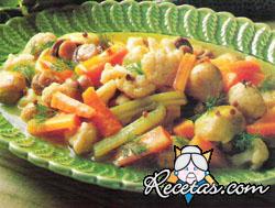 Verduras a la griega