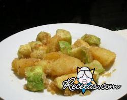 Verduras arenosas