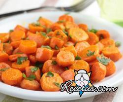 Zanahorias a la Vichy