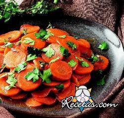 Zanahorias al Marsala