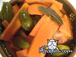 Escabeche De Zanahorias