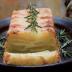 Budín de patata y queso fontina