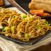 Noodles fritos con verduras