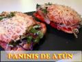 Panini de Atún